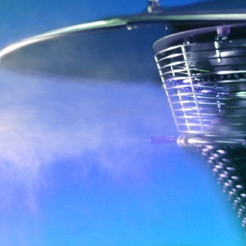 Oasi Exclusieve Terrasverwarmer En Verkoeler